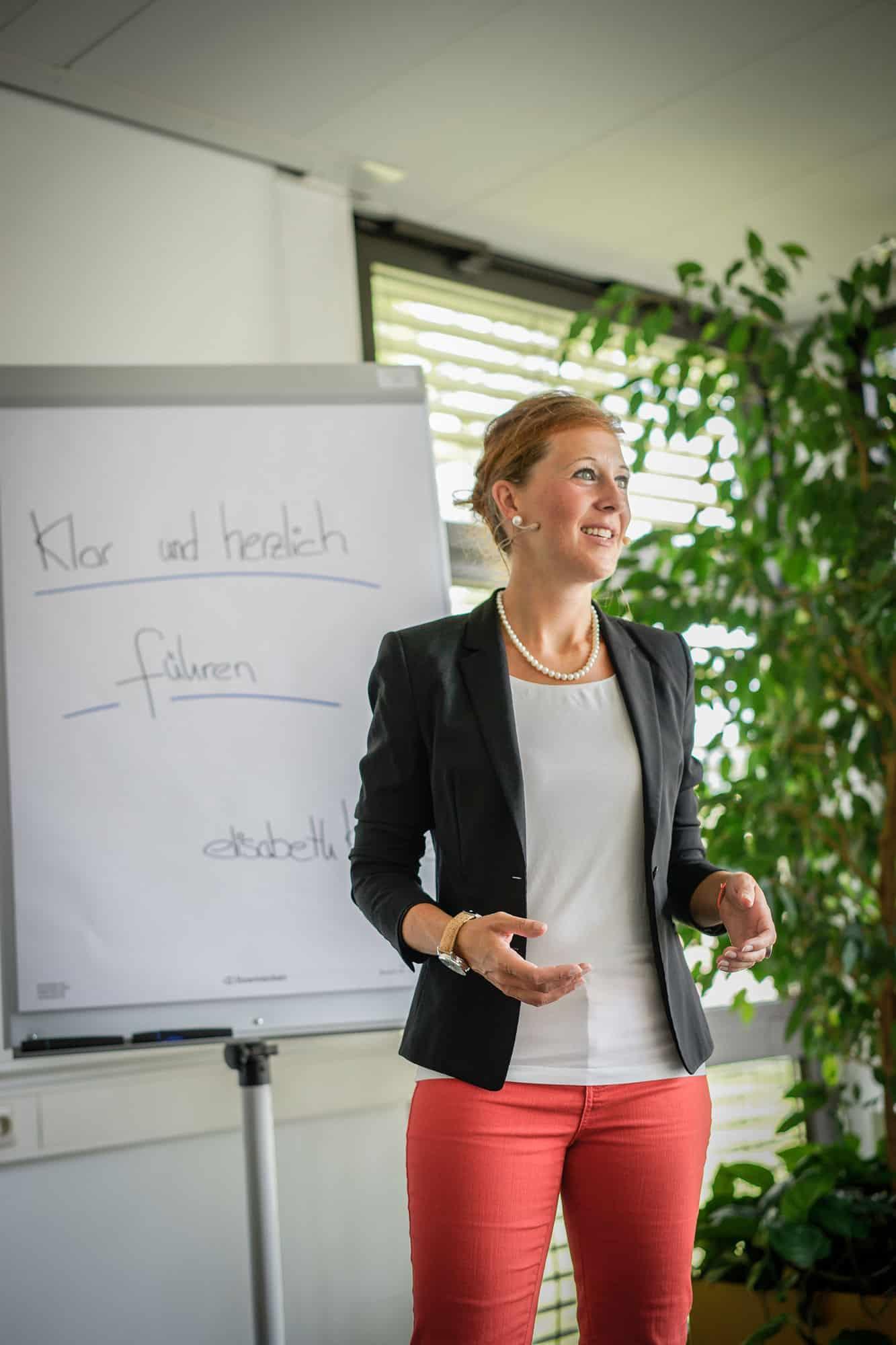 Elisabeth Kreuzer Führungsworkshop