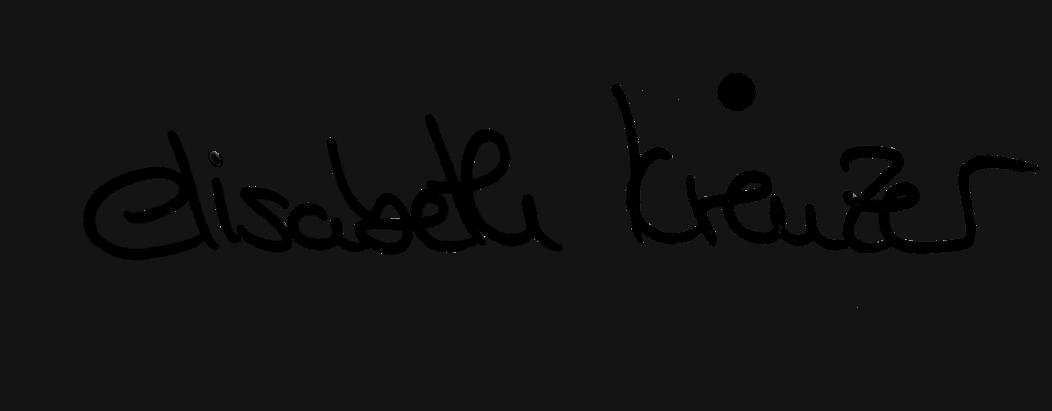 Eli Unterschrift